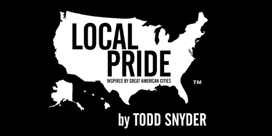 Local Pride by Todd Snyder logo