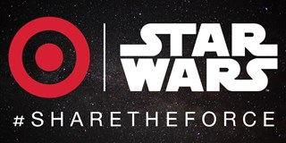 Star Wars at Target #ShareTheForce
