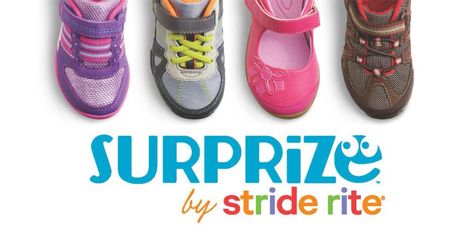 Surprize by Stride Rite Footwear for Tykes