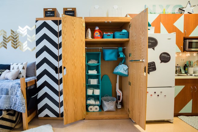 target brings the made for u dorm room styler to life at the fashion