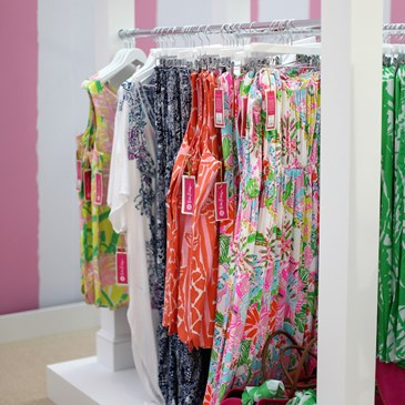 Lilly Pulitzer Launch Event Apparel