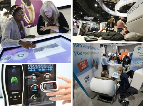 Highlights from this year's CES exhibits