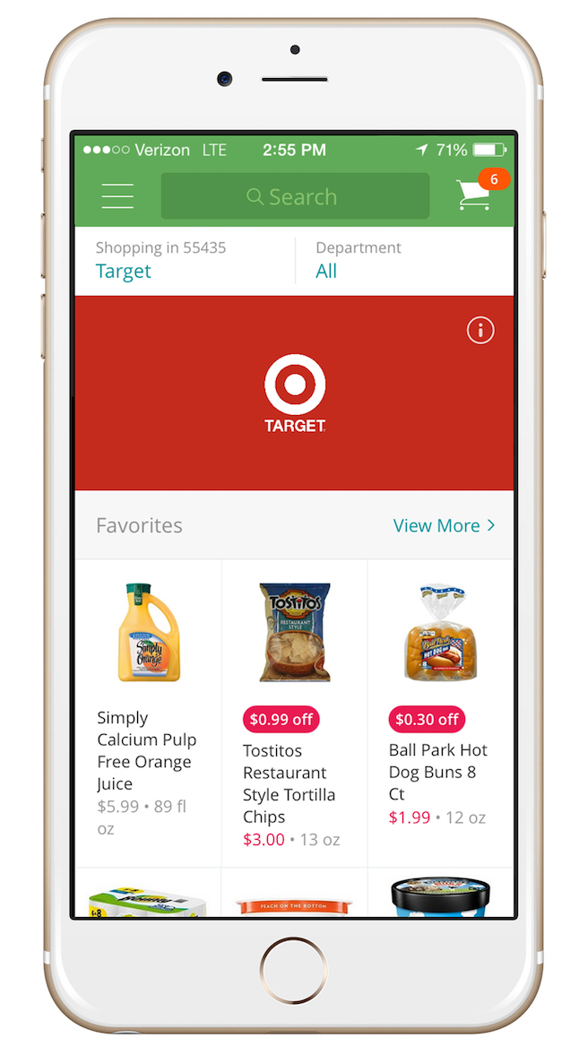 Target Pilots On-Demand Grocery Delivery with Instacart