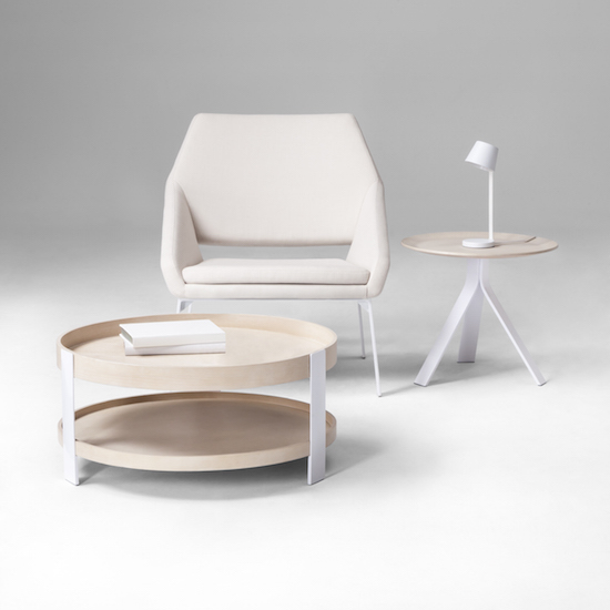 Modern by Dwell side tables and chair