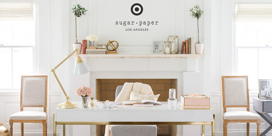 College Kids Take Note The New Sugar Paper For Target
