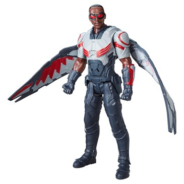Falcon electronic titan figure