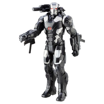 War machine electronic titan figure