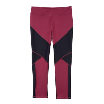 Red and black C9 leggings