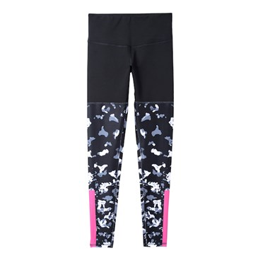 Colorful camo C9 leggings