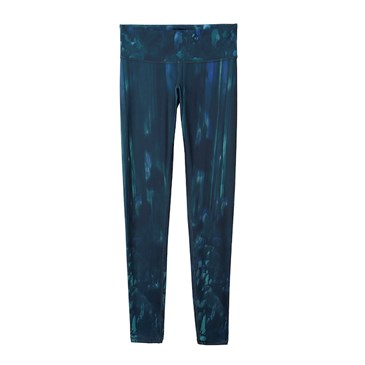 Blue and black C9 leggings