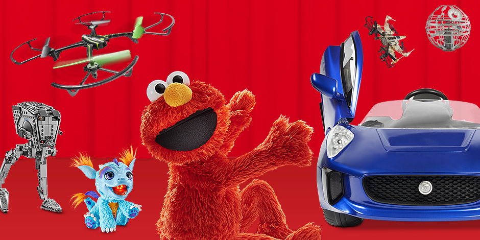 Popular Toys 2016 : Meet the stars of season target reveals our top toys