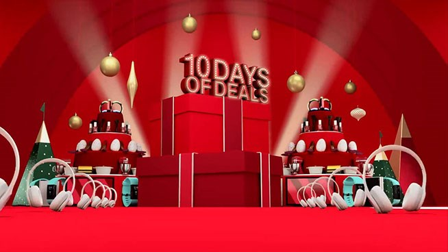 Get Ready for 10 Days of Deals
