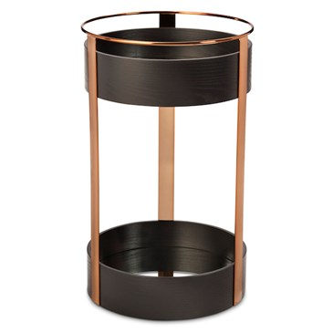 Modern by Dwell black side table