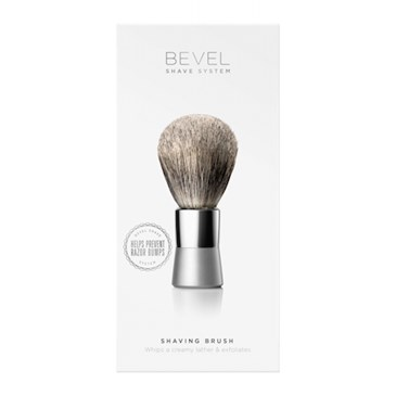 Bevel Shaving Brush