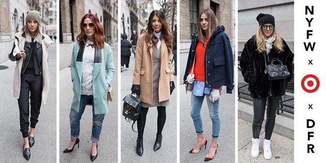 Collage of NYFW 2016 Street Style, Day 6