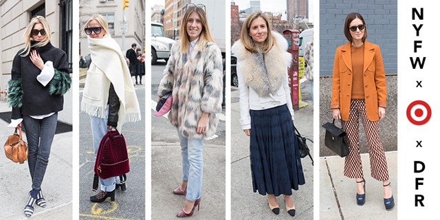Fashion bloggers at NYFW Day 7