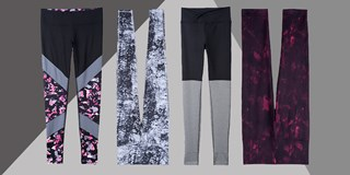 Four new pairs of Target's C9 re-invented leggings