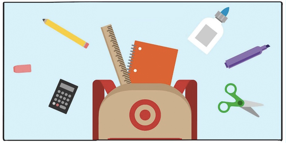 Targetu0027s Updated School List Assist Shopping Tool Lets Guests Shop Nearly 1  Million Classroom Supply Lists