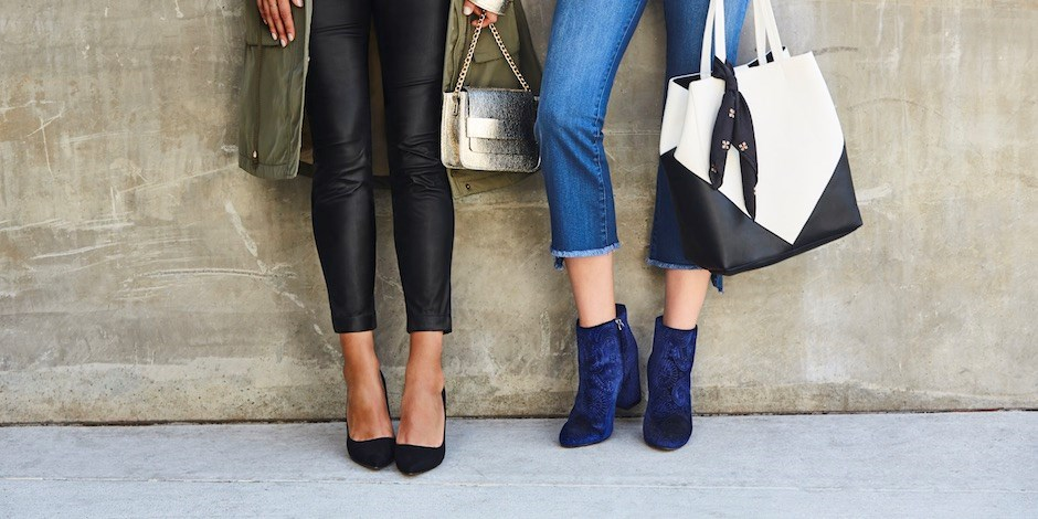 what to wear with velvet shoes