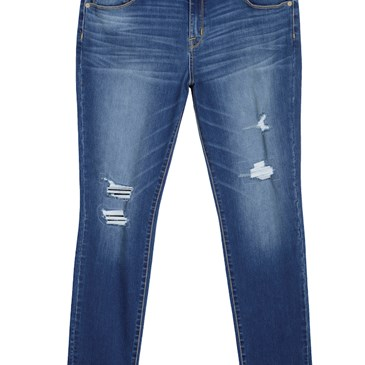 Ava and Viv distressed skinny jeans