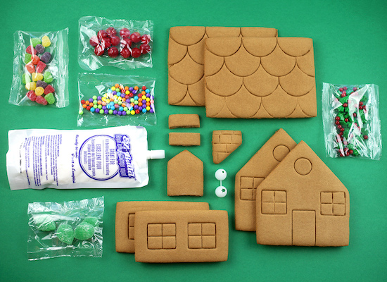 Target Build Your Own Gingerbread House Kit