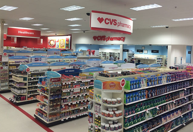 target pharmacy and clinic conversions to cvs pharmacy and