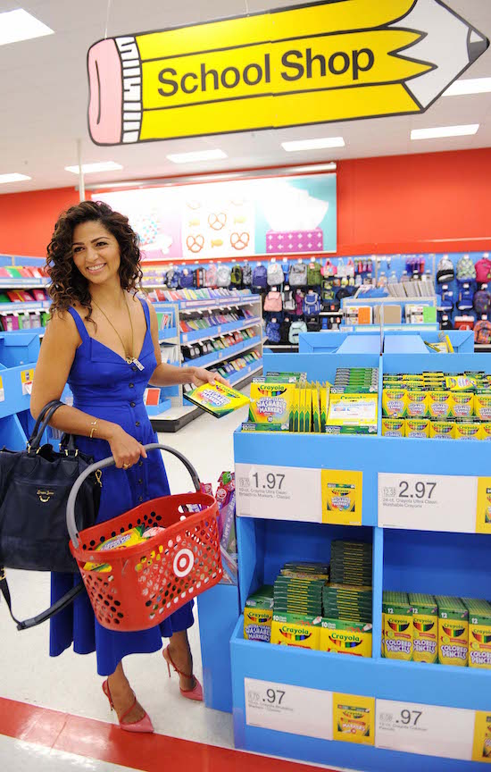 8b6a5026f0 Back-to-School Shopping With Camila Alves  See What the Celeb Mom ...