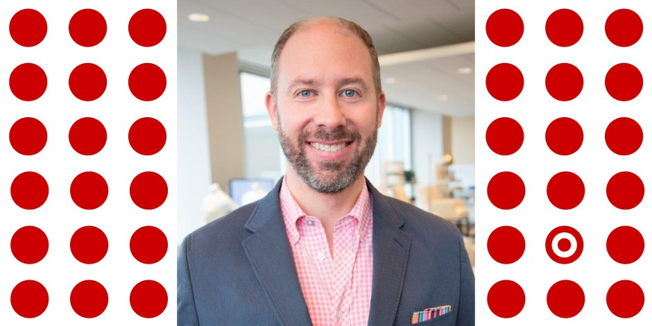 Target's Chief Strategy and Innovation Officer, Casey Carl
