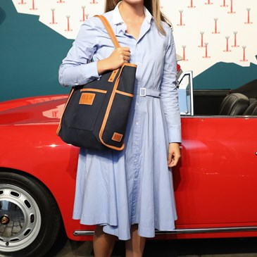 Lauren Bush Lauren at the Harry's launch event