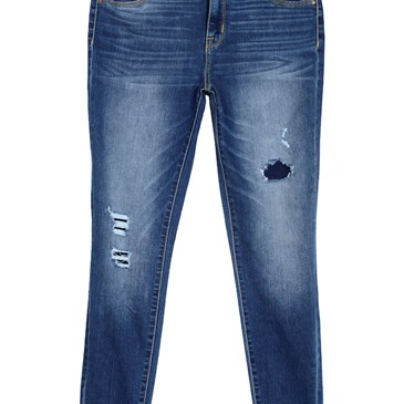 Mossimo high rise denim jeggings