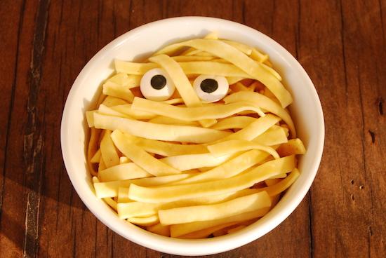 yummy spoonfuls butternut squash pasta mummy