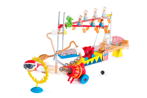 The Circus Challenge activity set
