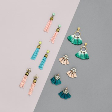 Earrings from SUGARFIX