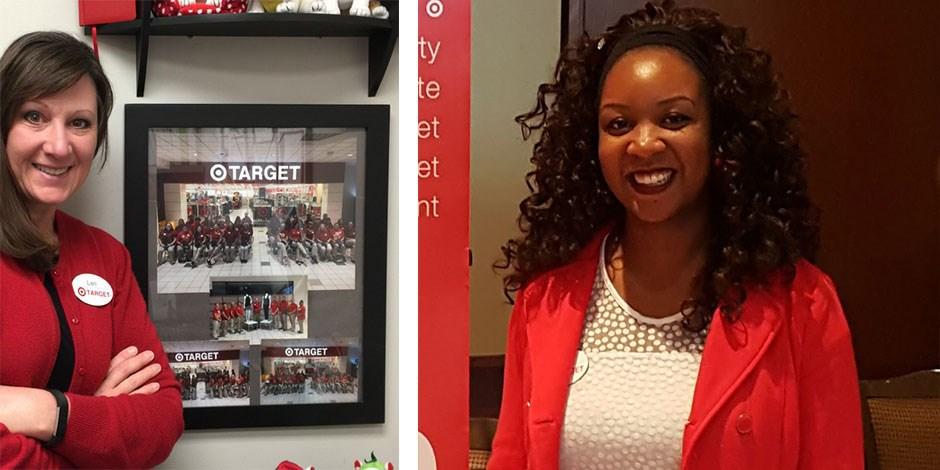 Targets Executive Team Leaders The OntheJob Moment Ill Never – Stocking Jobs at Target
