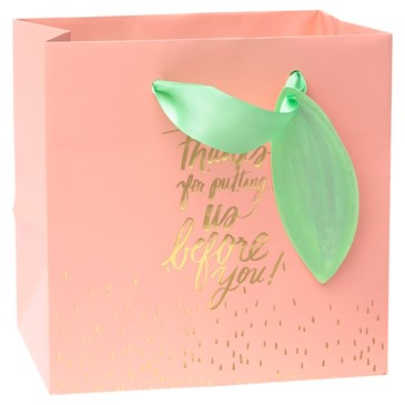 Thimblepress Mother's Day gift bag