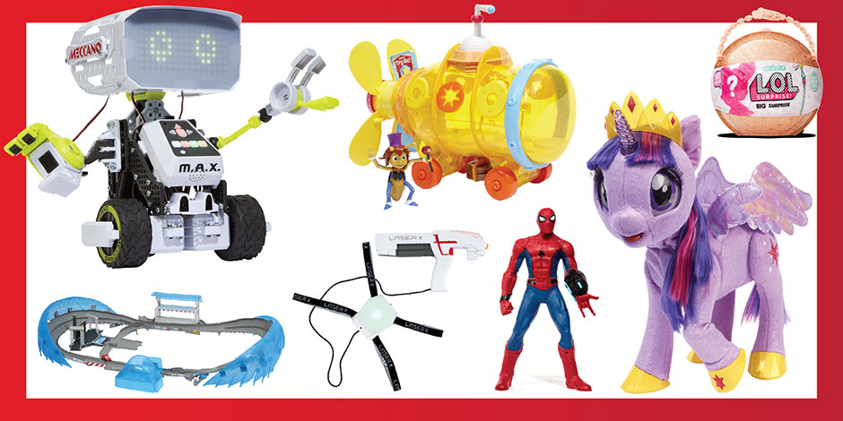 Seven of Target's top holiday toys