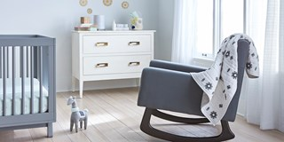 Nursery decor from Nate Berkus Baby collection