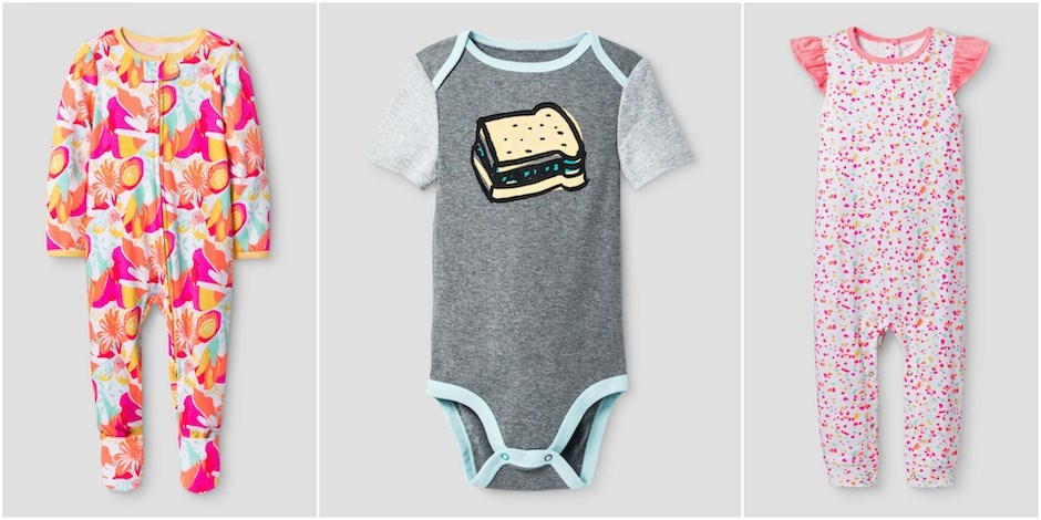 New baby pieces from the Oh Joy! collection