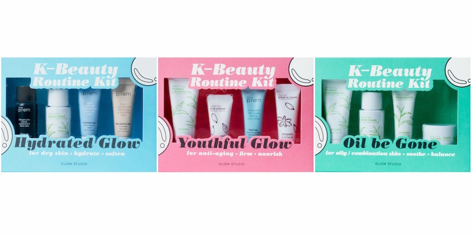K-Beauty Routine Kits