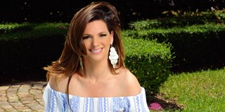Barbara Bermudo wearing her favorite summer makeup