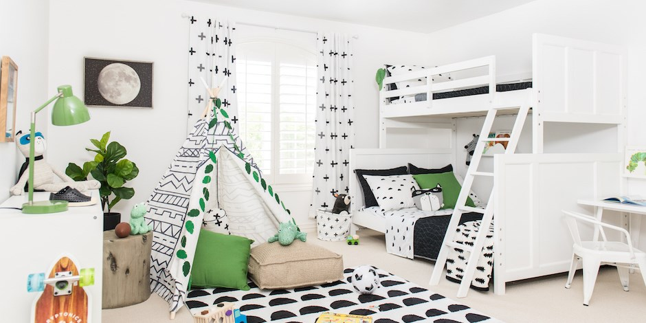 Kids Bedroom Makeover doesn't matter how old you are, these kids' bedroom makeovers will
