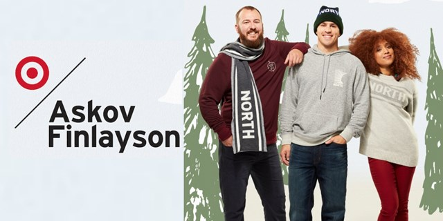 Askov Finlayson clothing on models
