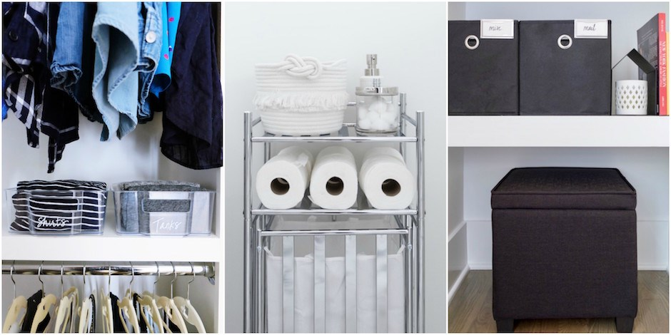 If You Live In A Small Space Youll Love These Easy Organizing Tips