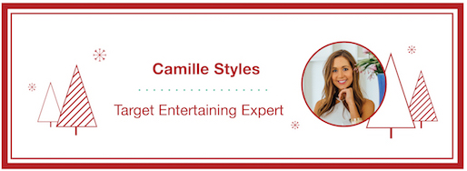 Camille Styles, Target Entertaining Expert