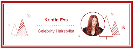 Kristin Ess, Celebrity Hairstylist