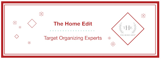The Home Edit, Target Organizing Experts