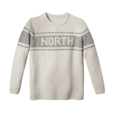 Grey North sweater