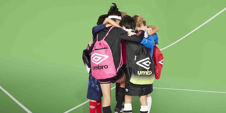 c87690de898 Target Is Launching an Exclusive Line of Umbro Apparel, Equipment and  Footwear for Kids