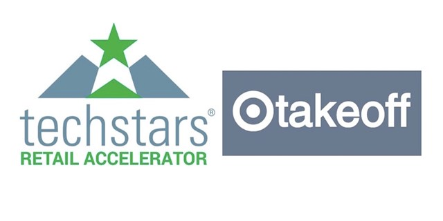 Techstars and Target Takeoff logos