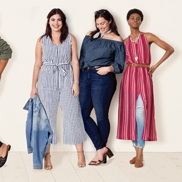 b0ab5c17 Target's New Spring Apparel Look Books Are What Fashion Dreams Are ...